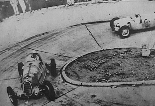 Circuito Da Gavea : As primeiras corridas de automóveis no brasil