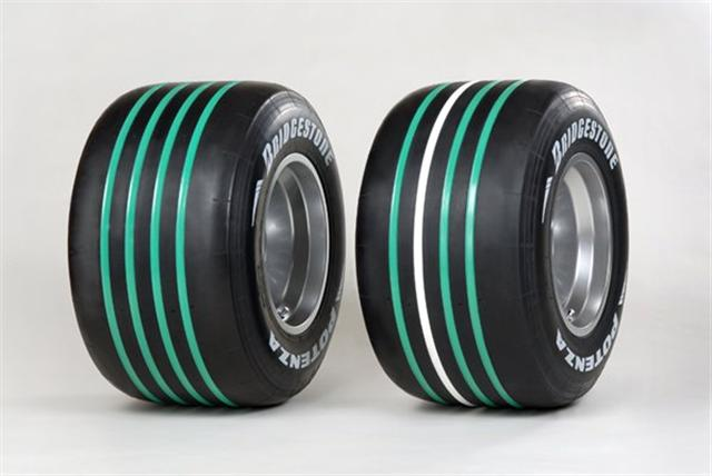 Pneus usados na Formula 1 nos anos 2000 - by nobresdogrid.com.br