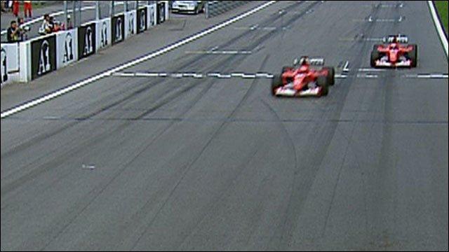GP da Austria de Formula 1, Spielberg em 2002 - by nobresdogrid.com.br