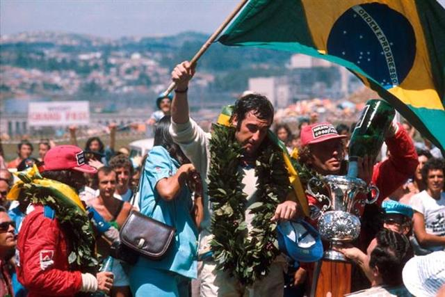 F1: Confira a lista de vencedores do GP Brasil de F-1
